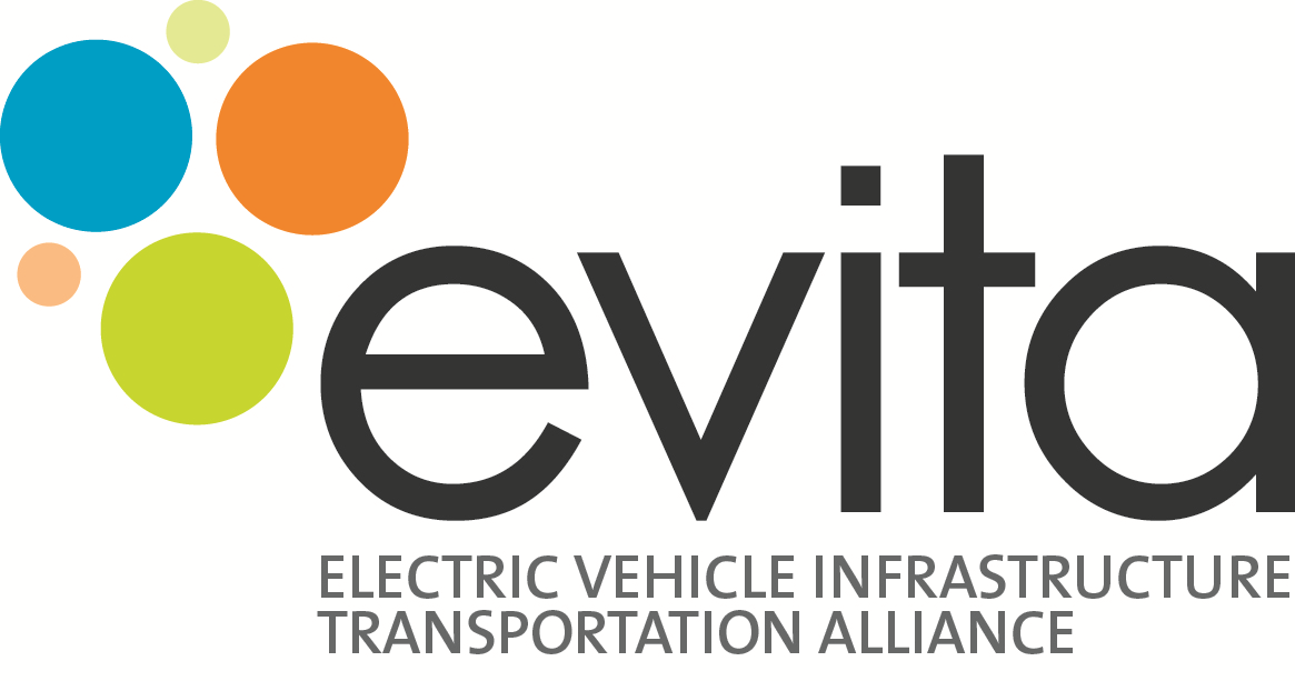 EVITA logo - Electric Vehicle Infrastructure Transportation Alliance